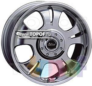Колесные диски Kosei Defender T SUV. Изображение модели #1