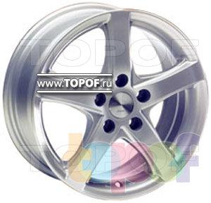 Колесные диски Kosei E1 (Prauzer E1). Изображение модели #1