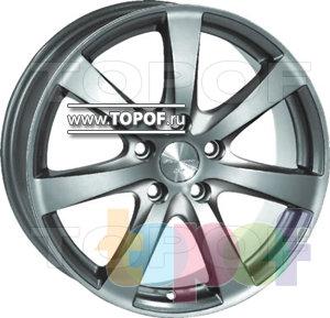 Колесные диски Kosei E3 (Prauzer E3). Изображение модели #1