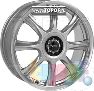 Колесные диски Kosei ELS. Изображение модели #1