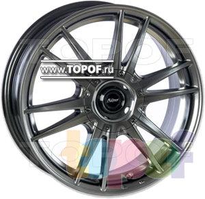Колесные диски Kosei Evo D Racer. Изображение модели #1