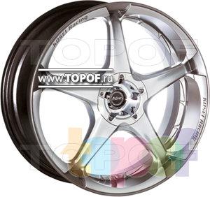 Колесные диски Kosei Evo Penta. Изображение модели #1