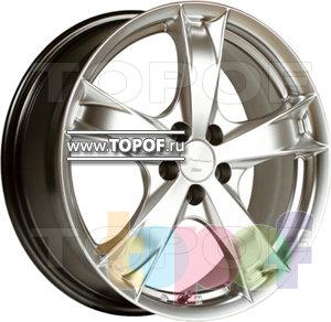 Колесные диски Kosei H1 Neo. Изображение модели #1