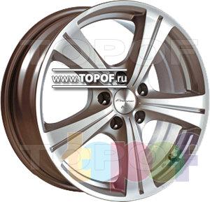 Колесные диски Kosei H3. Изображение модели #1