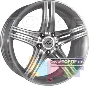Колесные диски Kosei Hochenheim SP. Изображение модели #1