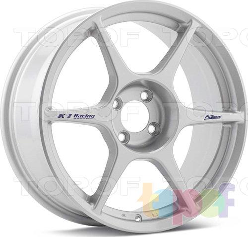 Колесные диски Kosei K1 Racing. Изображение модели #1