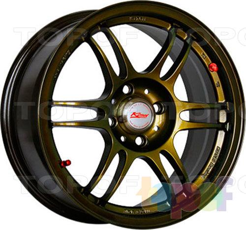 Колесные диски Kosei K1-Racing (TS-Version). новинка 2011 года