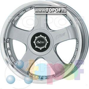 Колесные диски Kosei Naruda F5