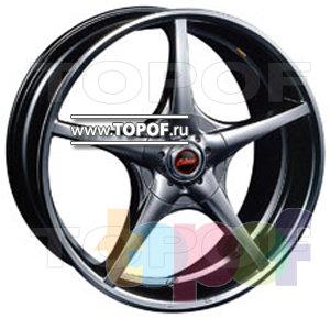 Колесные диски Kosei RT Racer. Изображение модели #1