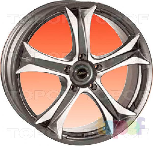 Колесные диски Kosei RX (Seneka RX). Цвет колесного диска - MBSP