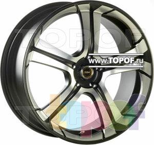 Колесные диски Kosei RX SUV 22. Изображение модели #1