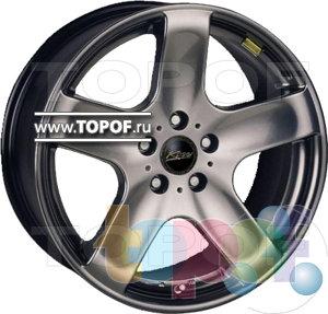 Колесные диски Kosei Seneka RLS TSA. Изображение модели #1