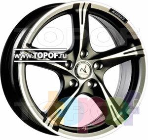 Колесные диски Kosei Sugo. Изображение модели #1