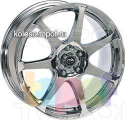 Колесные диски Kosei WK 124. Изображение модели #1