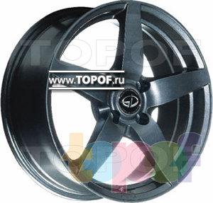 Колесные диски Kosei WK 139. Изображение модели #1