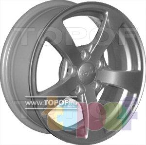 Колесные диски КраМЗ Агул. Изображение модели #1