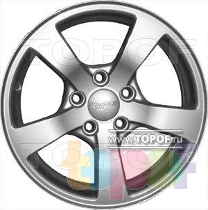 Колесные диски КраМЗ Агул. Изображение модели #2