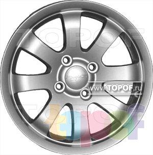 Колесные диски КраМЗ Амур. Изображение модели #2
