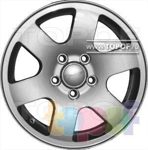 Колесные диски КраМЗ Элит. Изображение модели #2
