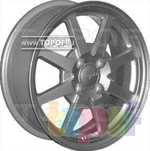 Колесные диски КраМЗ Форум. Изображение модели #1