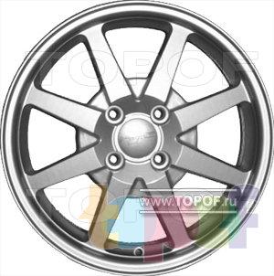 Колесные диски КраМЗ Форум. Изображение модели #2