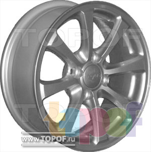 Колесные диски КраМЗ Кан. Изображение модели #1