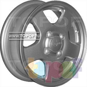 Колесные диски КраМЗ Паллада. Изображение модели #1