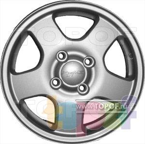 Колесные диски КраМЗ Паллада. Изображение модели #2