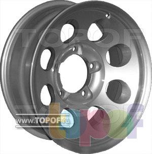 Колесные диски КраМЗ Рейтинг. Изображение модели #1