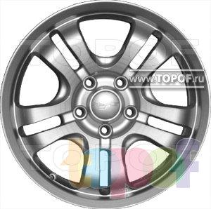 Колесные диски КраМЗ Сармат. Изображение модели #2