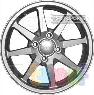 Колесные диски КраМЗ Шанс. Изображение модели #2