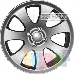Колесные диски КраМЗ Скиф. Изображение модели #2