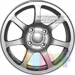 Колесные диски КраМЗ Верона. Изображение модели #2