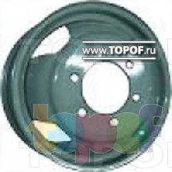 Колесные диски Кременчугский КЗ ГАЗ-3302 «Газель»