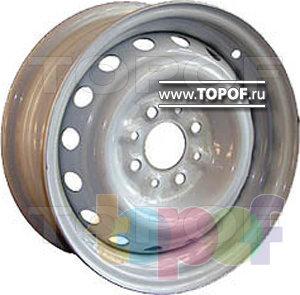 Колесные диски Кременчугский КЗ ВАЗ-2110