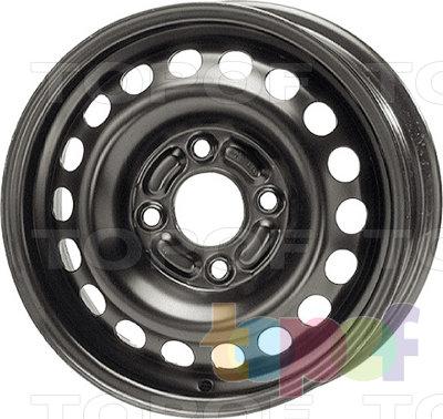 Колесные диски Kromag Rad. Изображение модели #1