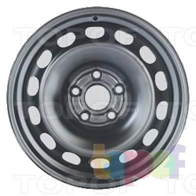 Колесные диски Kronprinz ad516006. Изображение модели #1