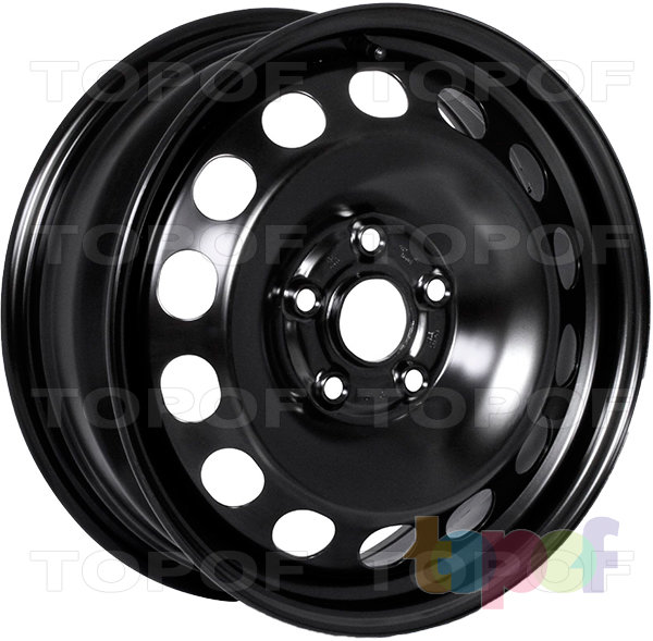 Колесные диски Kronprinz Kia Rio II / Hyundai Accent