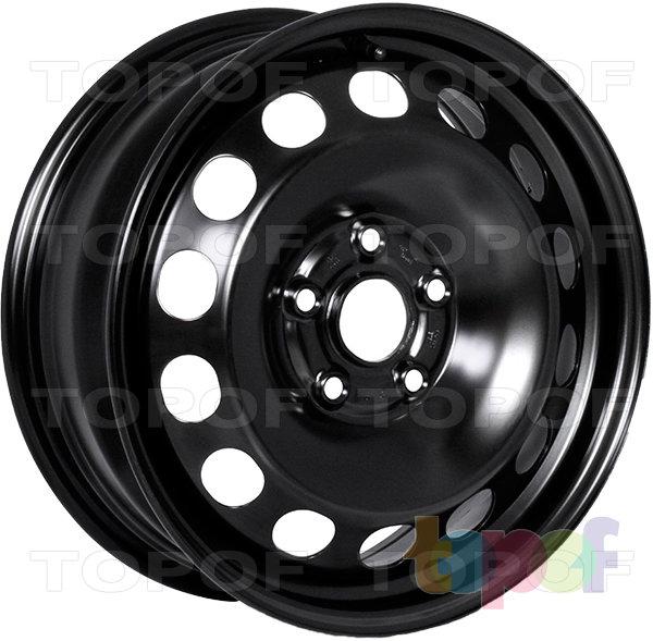 Колесные диски Kronprinz Nissan Micra (uk) - k12. Изображение модели #1