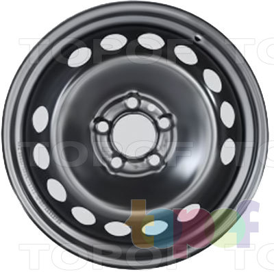 Колесные диски Kronprinz vv516001. Изображение модели #1