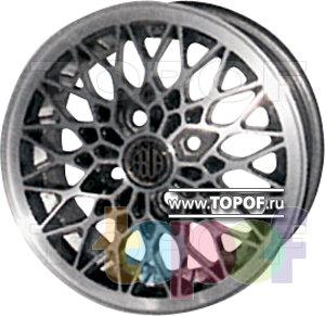 Колесные диски КУЛЗ КА-101 Сеть. Изображение модели #1