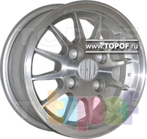 Колесные диски КУЛЗ КА-103 Часы