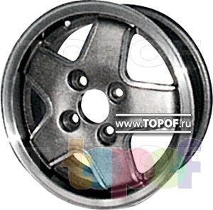Колесные диски КУЛЗ КА-225 Ностальгия. Изображение модели #1