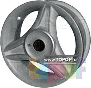 Колесные диски КУЛЗ КА-226 Трио. Изображение модели #1