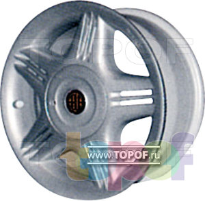 Колесные диски КУЛЗ КА-232 Рива. Изображение модели #1
