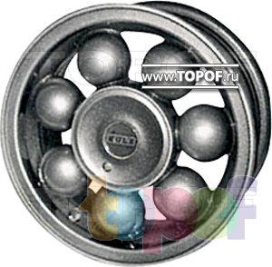 Колесные диски КУЛЗ КА-237 Орбита. Изображение модели #1