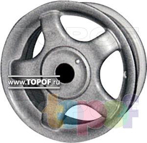 Колесные диски КУЛЗ КА-240. Изображение модели #1