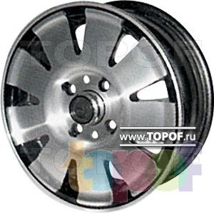 Колесные диски КУЛЗ КА-244. Изображение модели #1