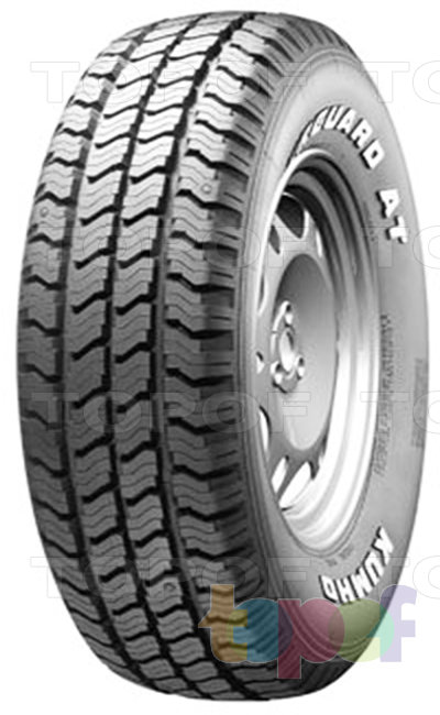 Шины Kumho 822 Power Guard A/T