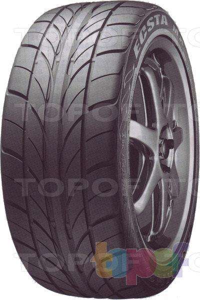 Шины Kumho Ecsta MX KU15. Высокотехнологичная дорожная шина